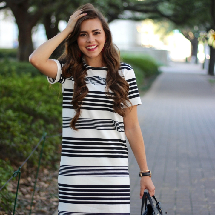 CHIC IN STRIPES
