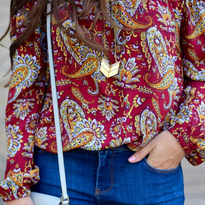 PAISLEY & DENIM